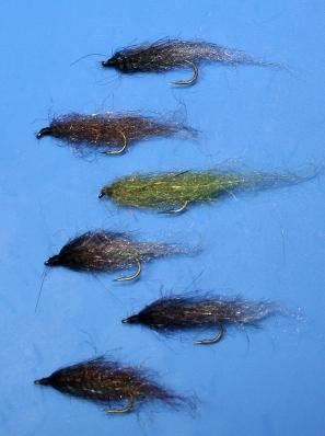 Brushed Leeches