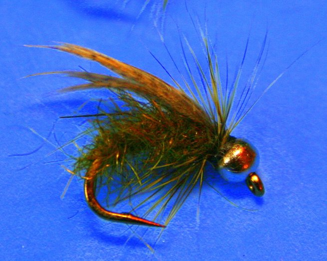 Harriet Diving Caddis~GMuncy 2008