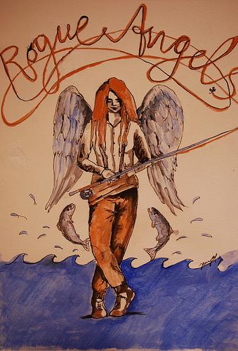 Rogue Angels (Jenny~Sweden)