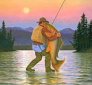 Flyfishing Love Affair