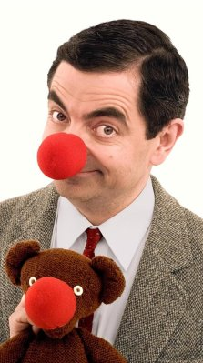 Mr. Bean~River Nose