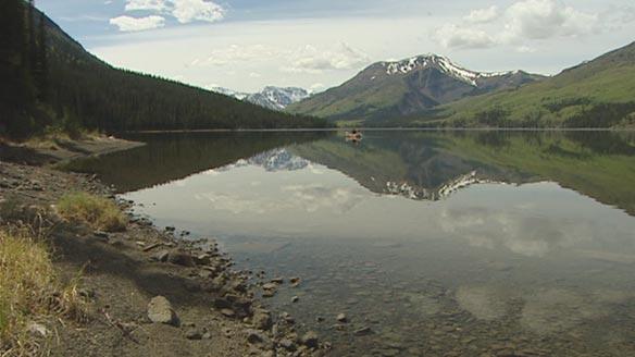 Kluela Lake, NW B.C. at risk