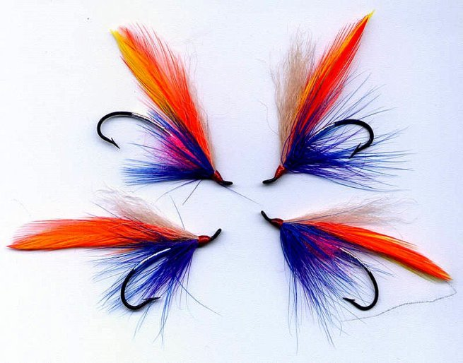 Winter's Hope Steelhead Flies