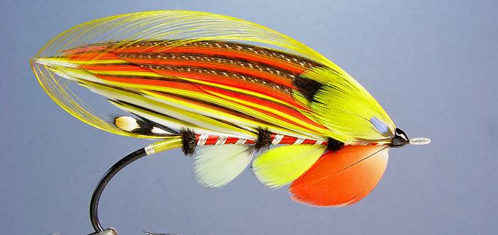 Salmon fly art swittersb exploring for Salon fly