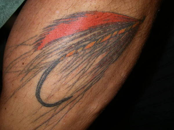 Cool tat displayed on Spey Pages. User name: Uliwon, posted the tattoo and a