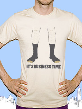 Flight Of The Conchords Business Time For Those You