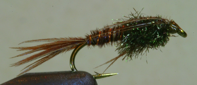 Pheasant Tail Nymph~G. Muncy