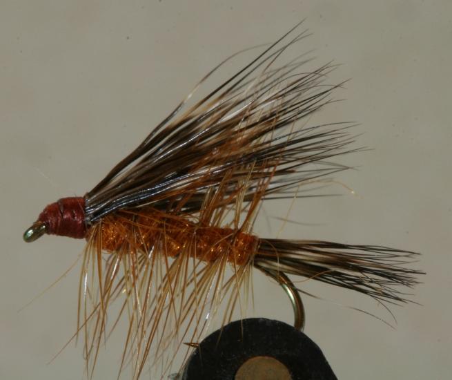 Deer Hair Caddis~T. Muncy