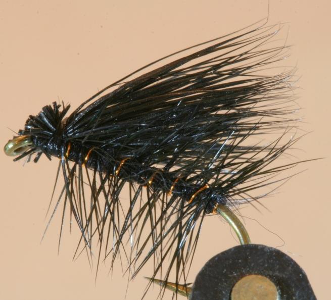 Black Elk Hair Caddis~G. Muncy