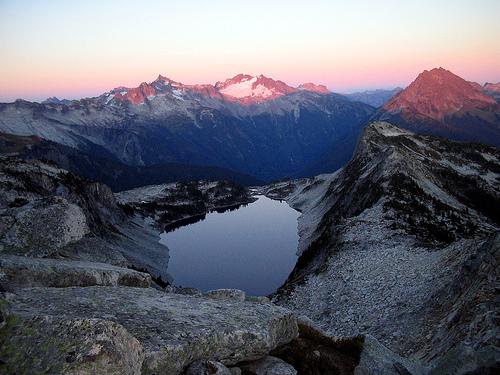 Hidden L., N. Cascades~http://flickr.com/photos/treveri/183701770