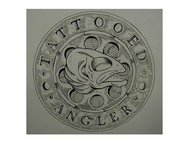 Tattooed Angler
