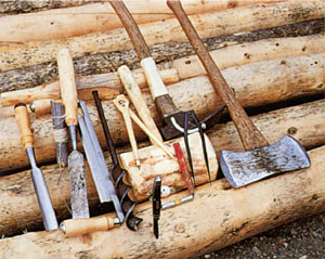 Proenneke's Hand Tools