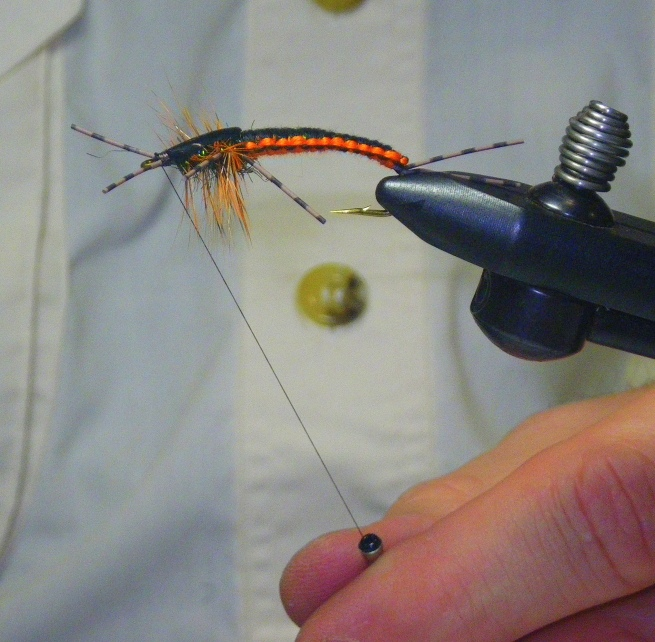 Greg Lowry's Finished Cal. Stonefly