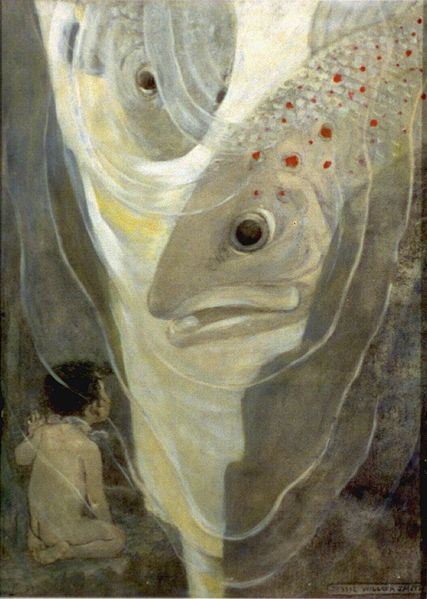 Water Babies~Jessie Wilcox Smith