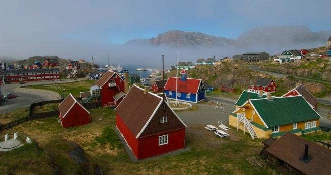 Beautiful Images..Sisimiut, Greenland