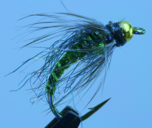 Wet Fly~SwittersB (Lose the bead to go lighter)