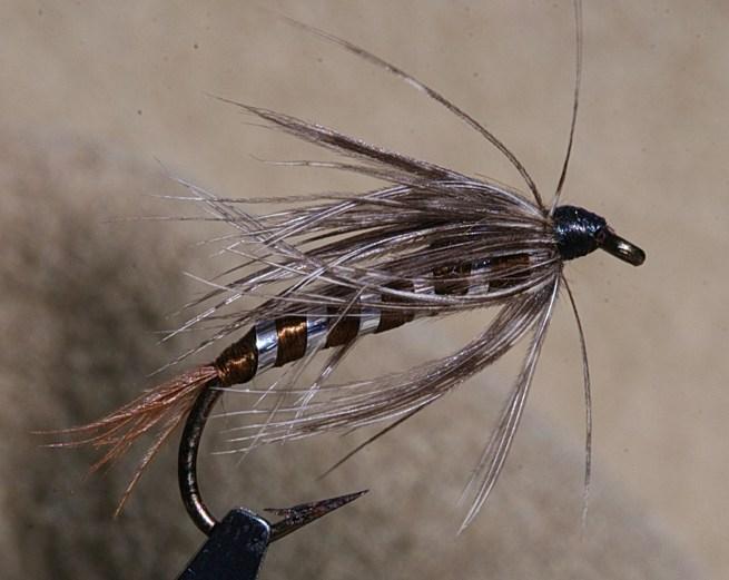 Brown Floss Wet~G. Muncy