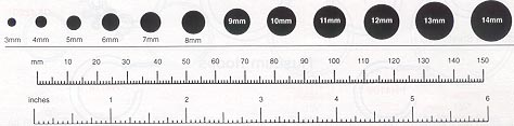 Millimeters swittersb exploring for Fishing hook size chart actual size