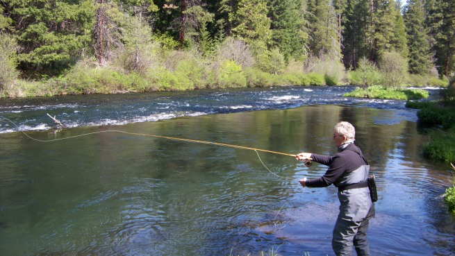 Fly fishing nymphing setups keep it simple at first for Trout fishing setup