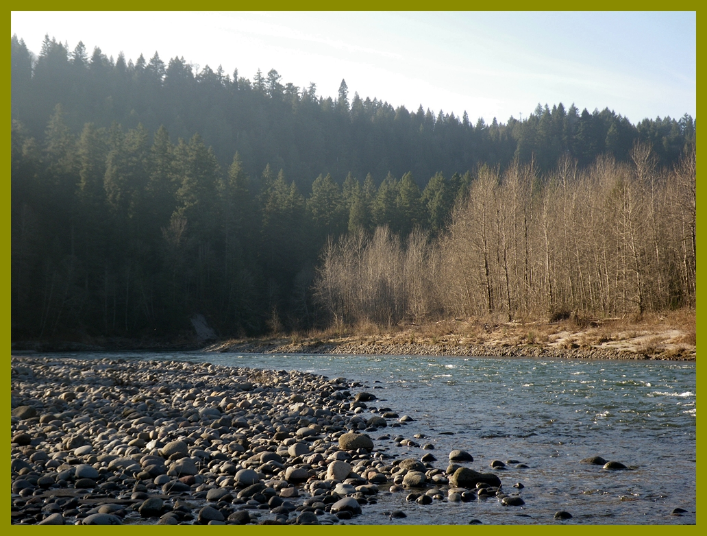 Sandy river low sun winter oxbow pp swittersb exploring for Sandy river fishing