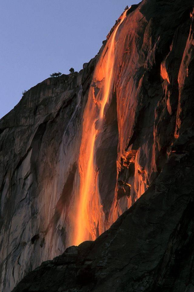 fiery glow burning sunset - photo #14
