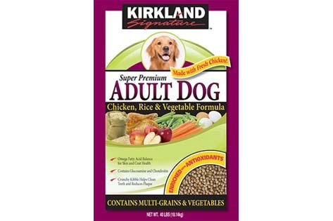 Kirkland Dog Food Salmonella