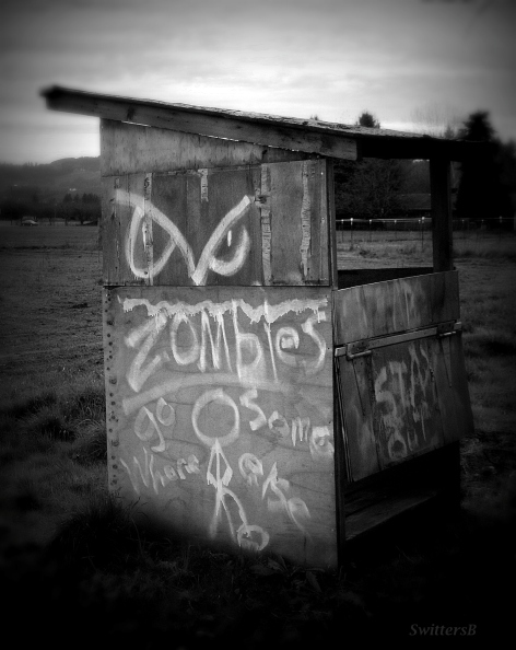Zombies Forewarned sB