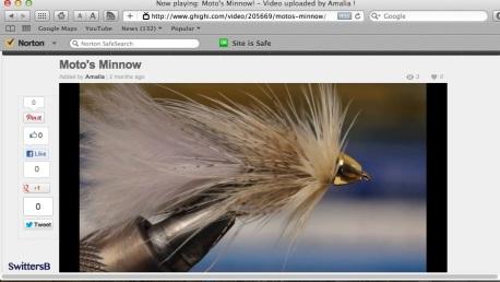 Moto's MinnowSB