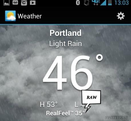 False Spring Cold SB