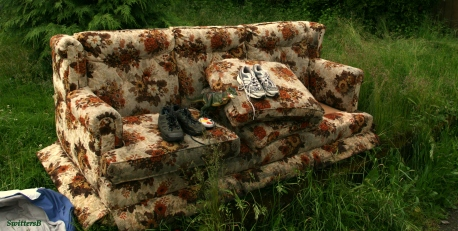 Greeen Couch 1