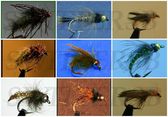 Caddis Collage SB