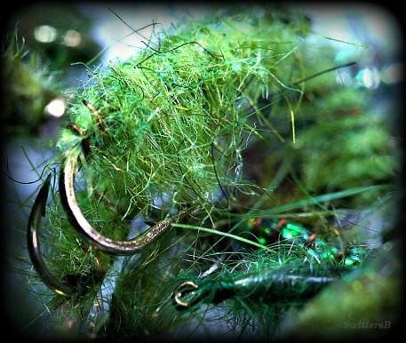 Green Scuds SB