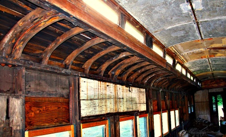 Left Interior Wall Rail Car SB
