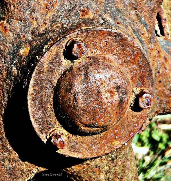 three bolt hub grit