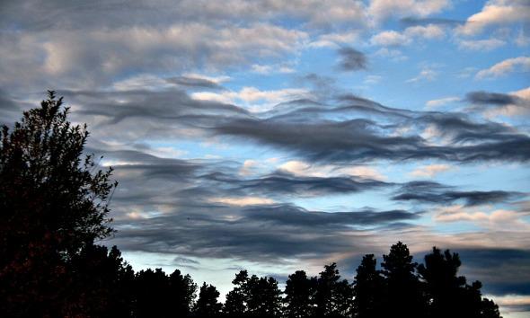 October Sky Early Morn SB