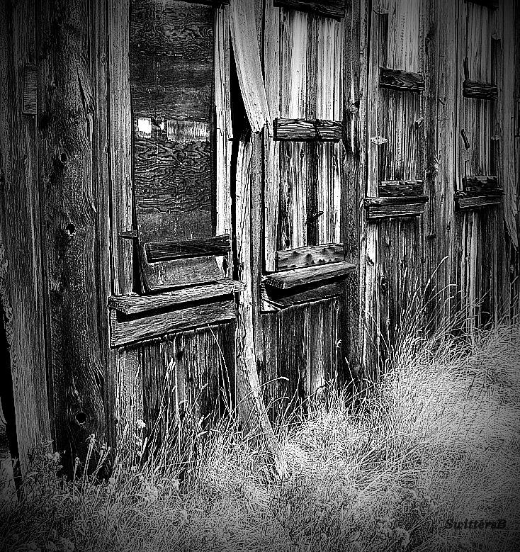 old siding SB
