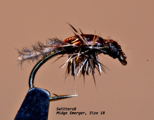 22 Midge emerger SwittersB