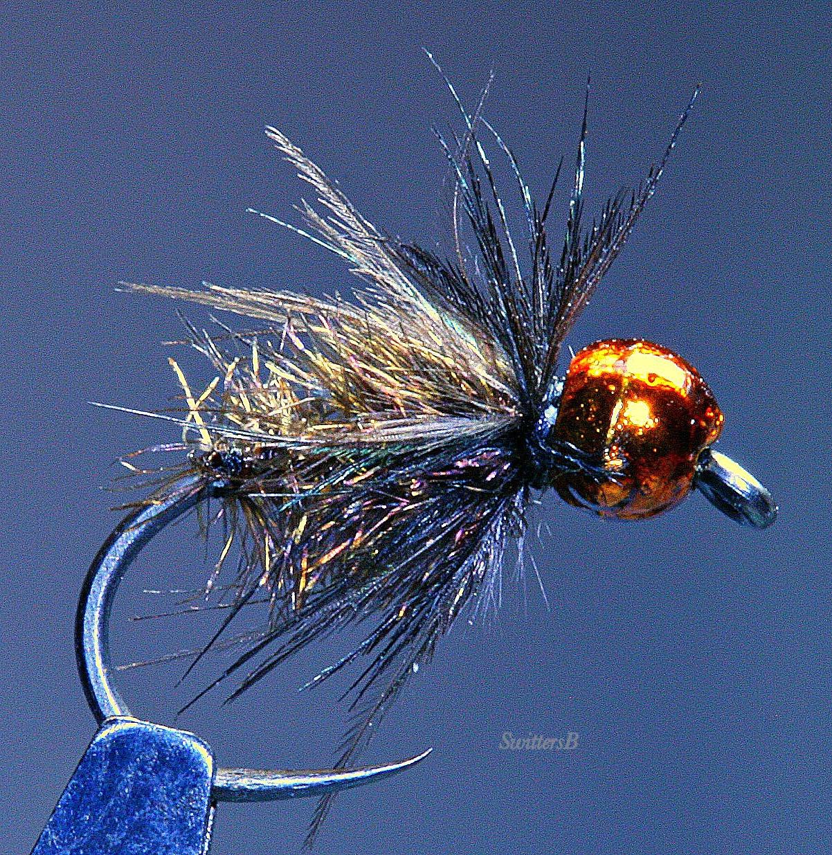 Copper Beaded Fuzz