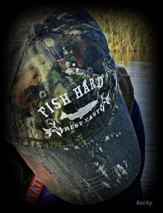 Fish Hard Cap Bucky