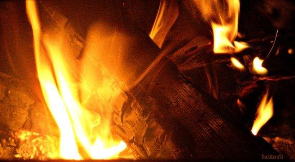 Flame CAMP CREEK
