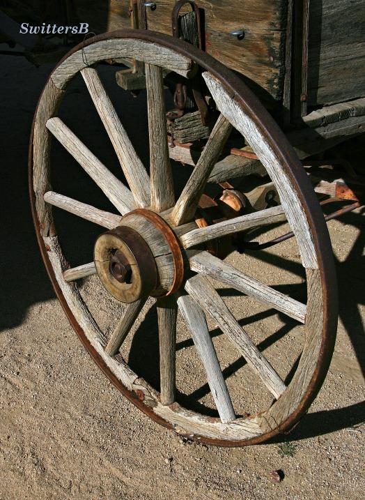 old wagon wheelx