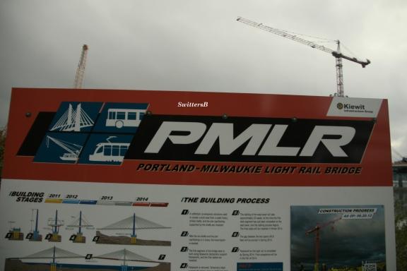 PMLR Bridge Signage