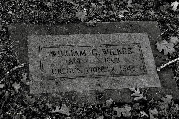 william wilkes marker