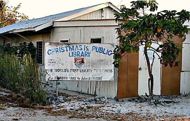 Christmas Is. Library