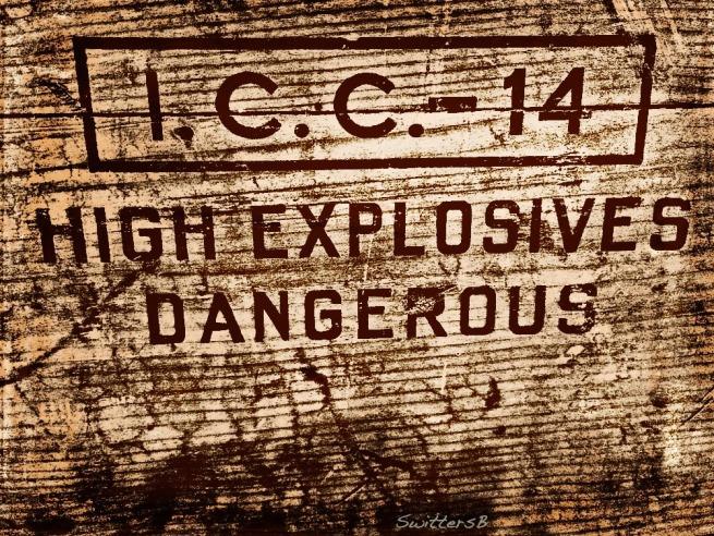 High Explosives SB