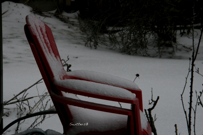 Red Chairs Snow SwittersB
