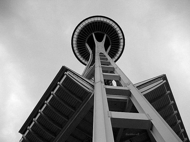 Photography-Space Needle 2-Seattle-SwittersB