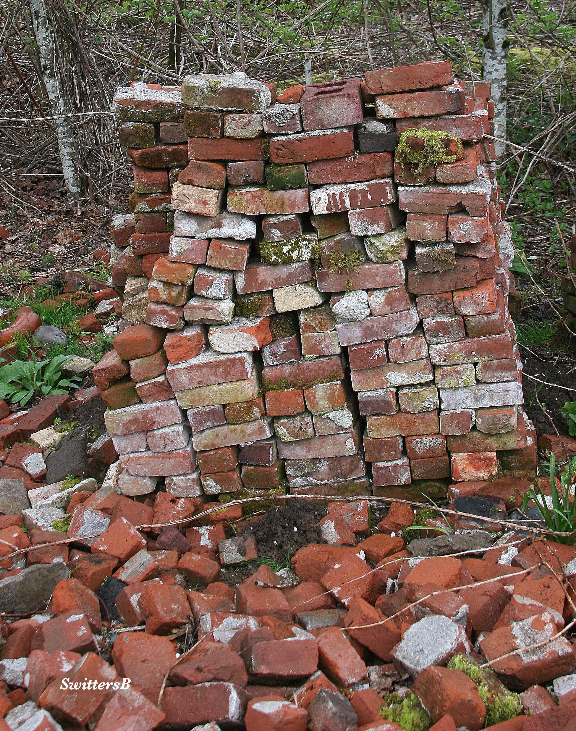 Old Bricks (How to Make Bricks) & Salvage Memories ...