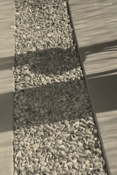 photography-gravel and shadows-lines-SwittersB