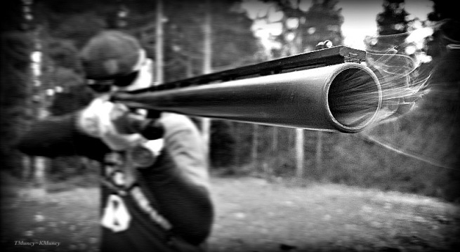 Photography-Shotgun Barrel-Smoke-TMuncy-SwittersB